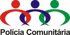 Logo da Polícia Comunitária