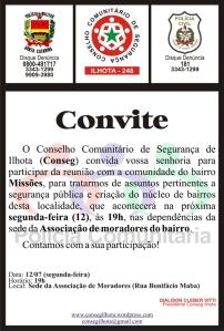 CONVITE - 12072010