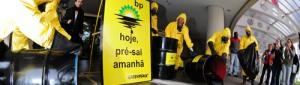 Novo vazamento de óleo envolve a BP