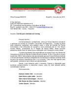 OFÍCIO CONSEG 08-BOMBEIROS VOLUNTÁRIOS