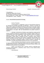 OFÍCIO CONSEG 13-CDL ILHOTA