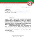 OFÍCIO CONSEG 14-ACE ILHOTA
