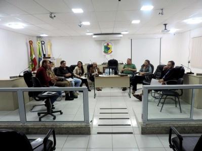 Reunião ordinária Conseg Ilhota 28/08/2019