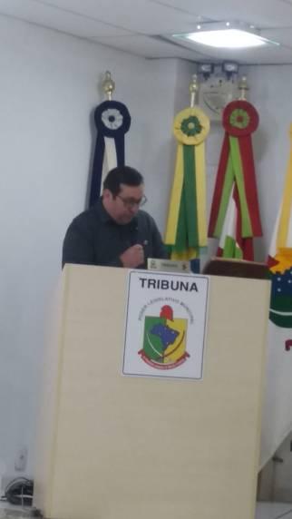 Posse da Diretoria Provisória do Coseng Ilhota, realizado no dia 30/09/2019