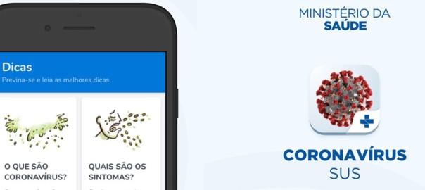 App Coronavírus