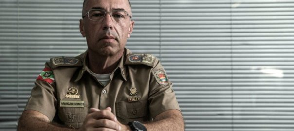 Coronel PM Carlos Alberto de Araújo Gomes Júnior