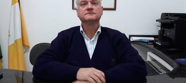Delegado Geral da Polícia Civil Paulo Koerich